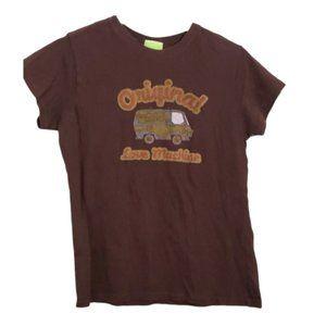 5/$25 Bundles Scooby Doo Tee Brown Size L 11/13